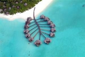 boka hotell på Maldiverna