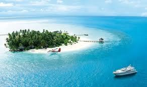 hotell på Maldiverna