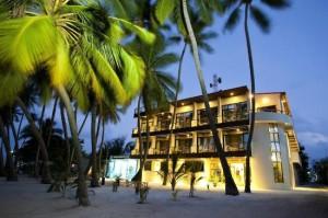 hotell Maldiverna